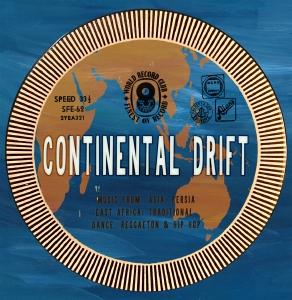 Continental Drift LOGO